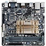 ASUSTeK CPUオンボード マザーボード Intel Celeron N3150 搭載 N3150I-C 【mini-ITX】