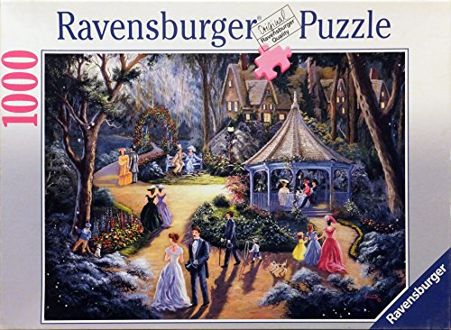 Ravensburger Puzzle Peaceful Summer Night - 1000 Piece Puzzle By Christine Carey
