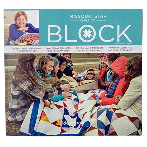 Block Holiday 2014 - Quilting Idea Book
