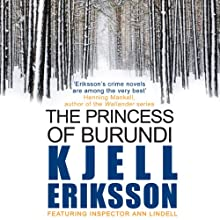 The Princess of Burundi (       UNABRIDGED) by Kjell Eriksson Narrated by Julie Maisey
