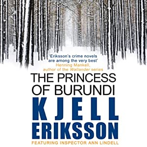 The Princess of Burundi Audiobook