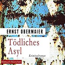 Tödliches Asyl Hörbuch von Ernst Obermaier Gesprochen von: Thomas Birnstiel