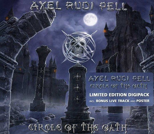 Circle of the Oath by AXEL RUDI PELL (2012-03-26)