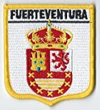 Fuerteventura Canary Islands Spain Spanish Embroidered Patch badge *EXCLUSIVE TO EMBLEMS-GIFTS*