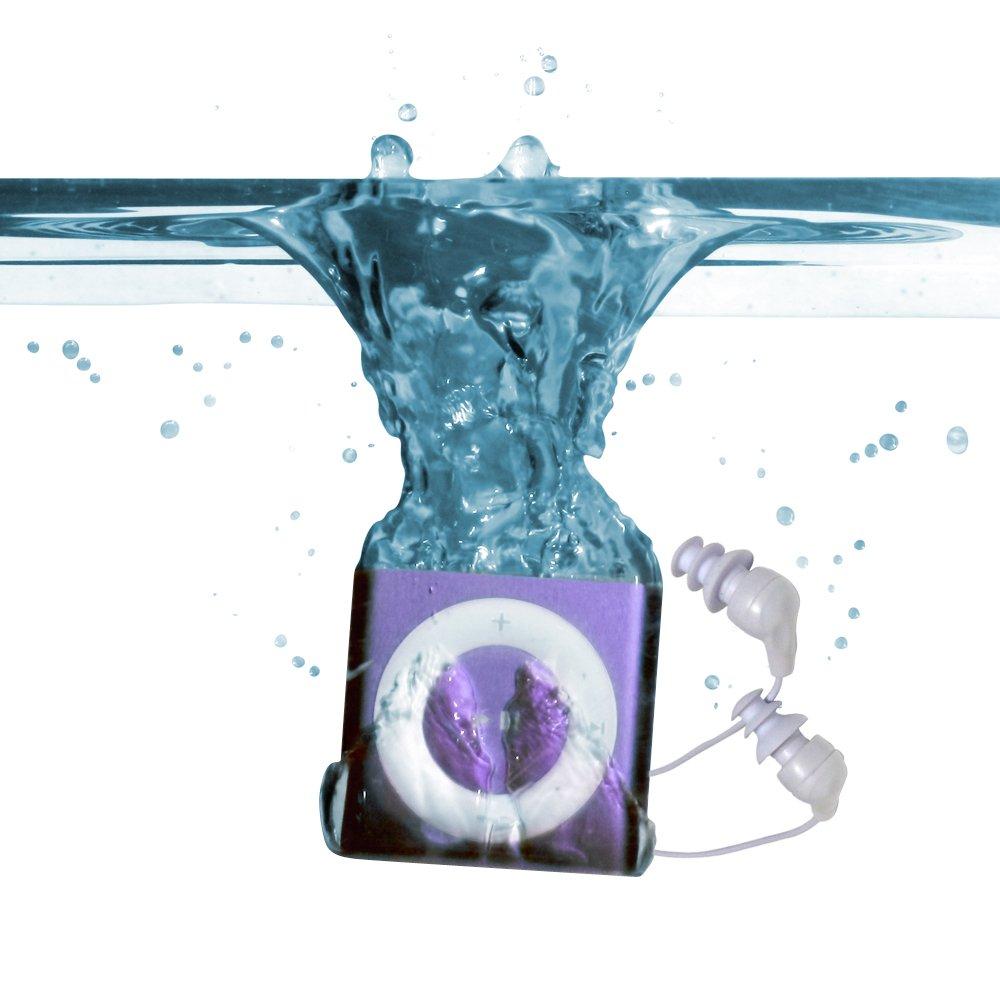 Underwater Audio Waterproof iPod Mega Bundle underwater