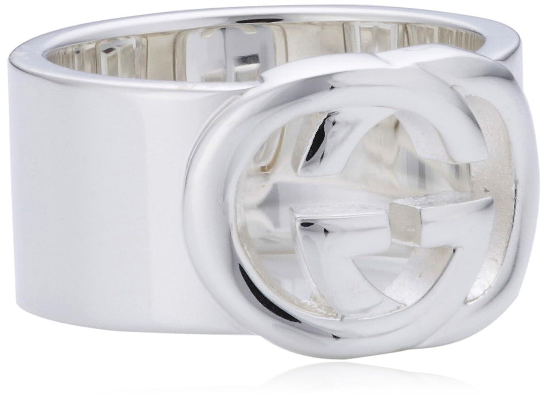 Gucci Damen-Ring Silver Britt 925 Sterling silber Gr.54 YBC19048200154