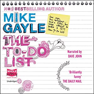 The To Do List Audiobook