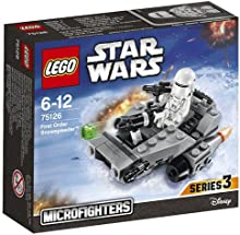 Comprar LEGO Star Wars - Set First Order Snawspeeder, multicolor (75126)