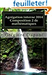 Agr�gation interne 2014: Composition...