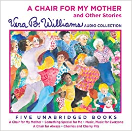 A Chair For My Mother And Other Stories CD A Vera B