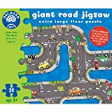 Orchard Toys Carretera gigante 3+