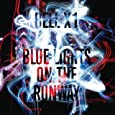 Bell x1 - Blue Light on the Runway