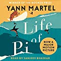 Life of Pi Audiobook by Yann Martel Narrated by Sanjeev Bhaskar