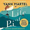 Life of Pi Hörbuch von Yann Martel Gesprochen von: Sanjeev Bhaskar
