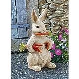 Design Toscano Carotene Rabbit Statue