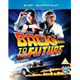 Back to the Future Trilogy [Blu-ray] [Import]