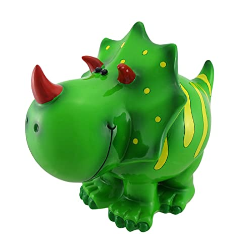 Dinosaur decor totally kids totally bedrooms kids - Dinosaur piggy banks ...