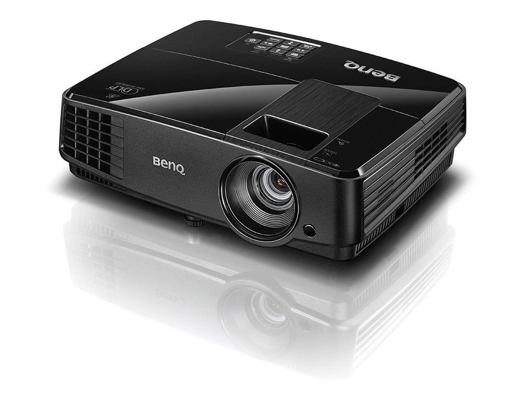 BenQ MS504 SVGA DLP Projector, 3000 ANSI Lumens