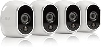 4-Pack Netgear Security Camera System