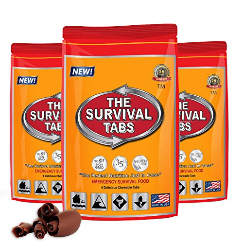 Survival Food for Water Volleyball Survival Tabs