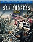 San Andreas (Blu-ray 3D + Blu-ray + DVD + UltraViolet)