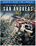 San Andreas (Blu-ray 3D + Blu-ray + D...