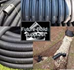 Perforated Land Drainage Piping Coil...