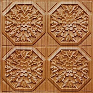 Wall Paneling 2 X 2 Ceiling Tiles #108 Wood Cheap Decorative Plastic