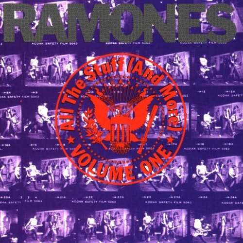 Ramones: Vol. 1-All the Stuff by The Ramones (1990-06-29)