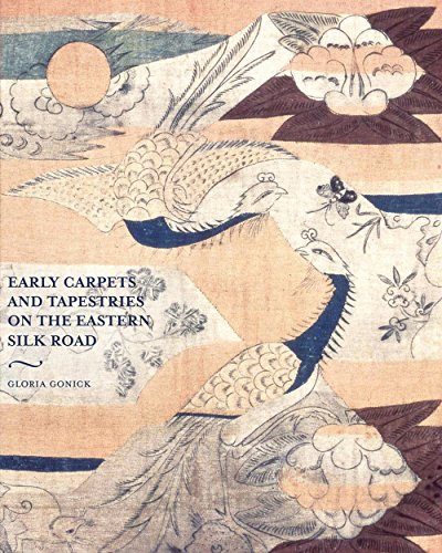 Early Carpets and Tapestries on  the Eastern Silk Road English Garden Fine China Japan