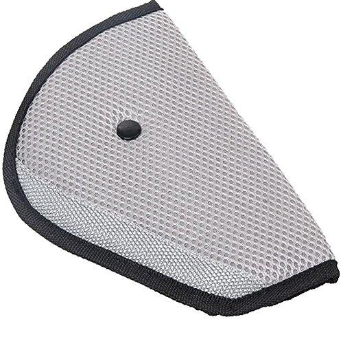 kinder-auto-sicherheitsgurte-einstellen-vorrichtung-stellungs-sicherheitsleinen-grau