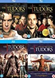 The Tudors Complete TV Series Blu Ray Collection Season 1,2,3 and 4 [11 Discs] Boxset + Extras