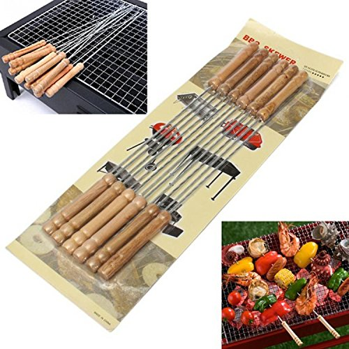 Barbecue portable barbecue grill à charbon charbon collapsibl Grille pour barbecue de table pour camping jardin extérieur, BBQ Skewers 0612080626386