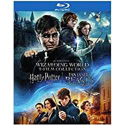 Wizarding World 9-Film Collections [Blu-ray]