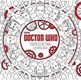 img - for Doctor Who Travels in Time Coloring Book book / textbook / text book