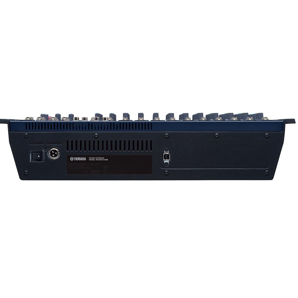 yamaha mg166cxusb 16 input 6 bus usb rack mountable mixer with digital effects. Black Bedroom Furniture Sets. Home Design Ideas