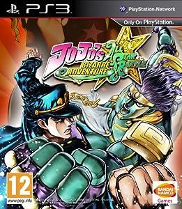 Jo Jos Bizarre Adventure (PS3)