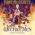 The Wee Free Men (       UNABRIDGED) by Terry Pratchett Narrated by Stephen Briggs