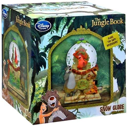 Disney The Jungle Book Exclusive Snow Globe - 1