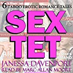 Sextet: Six Taboo Erotica Tales: Hot Steamy Erotica Box Set Bundle | Janessa Davenport