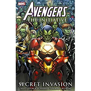 Avengers: The Initiative Secret Invasion TP