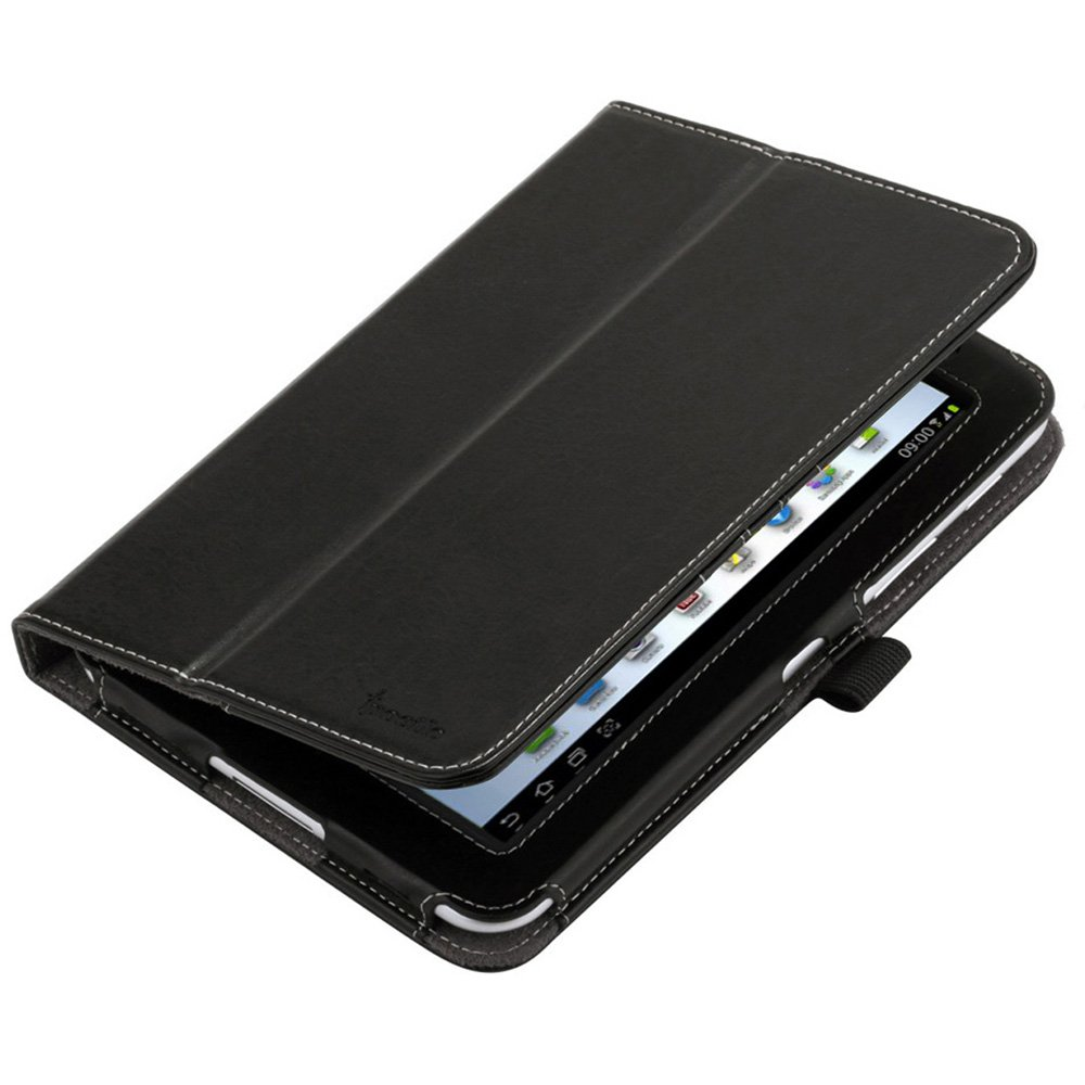 Poetic Slimbook Leather Case for Samsung Galaxy Tab 2 7.0 Black