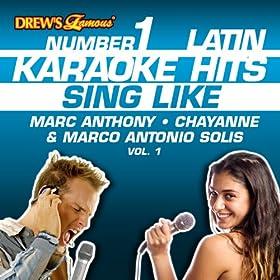 Si Te Pudiera Mentir (Karaoke Version)