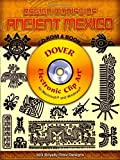 img - for By Jorge Enciso Design Motifs of Ancient Mexico CD-ROM and Book (Dover Electronic Clip Art) [Paperback] book / textbook / text book