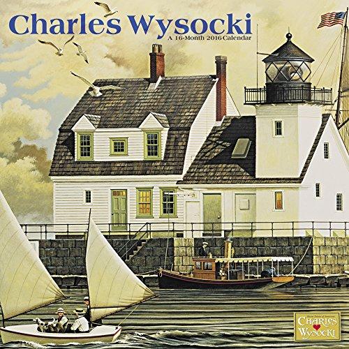Charles Wysocki Wall Calendar (2016) PDF