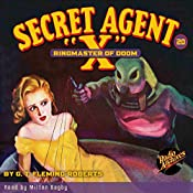 Secret Agent X #20: Ringmaster of Doom | G. T. Fleming-Roberts