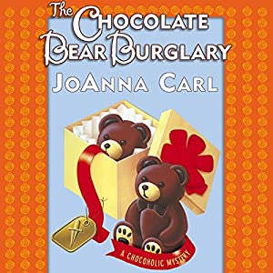 The Chocolate Bear Burglary Audiobook