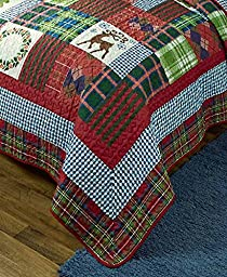 King Holiday Quilt