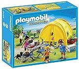 Playmobil Vacaciones - Tienda de campaña (5435)