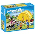 PLAYMOBIL Family Camping Trip Playset